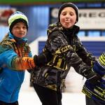 Schulsport im Eissportzentrum